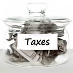 所得税額と実際の所得税率をグラフにしてみた