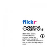 flickrの著作権表示リンクをつくるbookmarklet