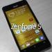 ZenFone 5 (A500KL) の背面カバーの開け方