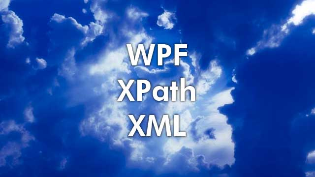 wpf-xmlelement-binding-by-xpath